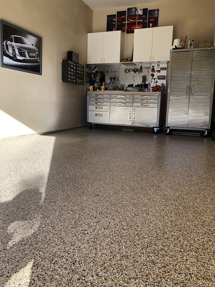 Polyurea Polyaspartic Kansas City Ks Concrete Flooring