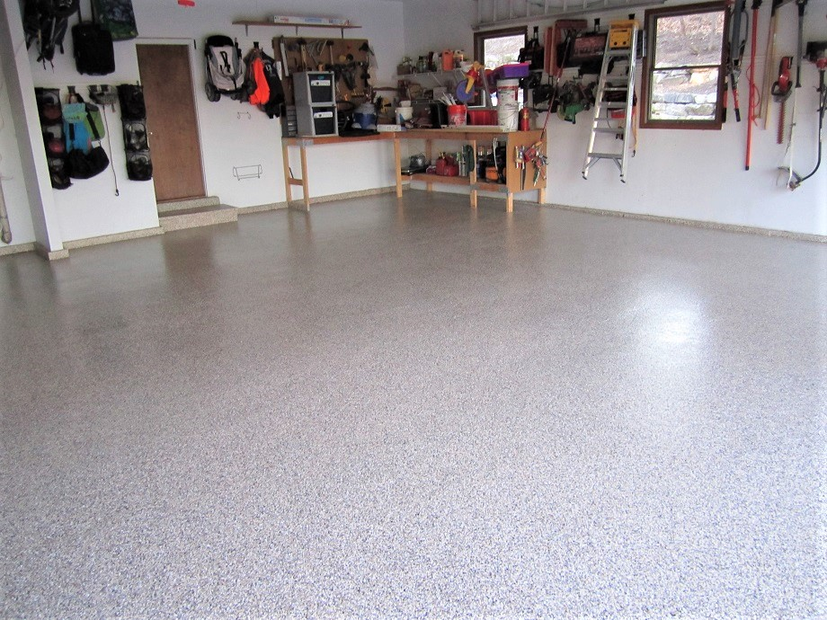 Garage Floor Repair Kansas City