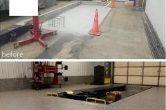 garage floor epoxy cost kansas city