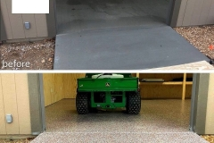 garage flooring installations kansas city