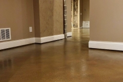 acid stain concrete kansas city