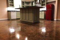 concrete floor stain kansas city