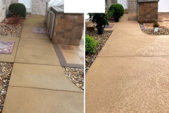 concrete walkway contractor kansas city