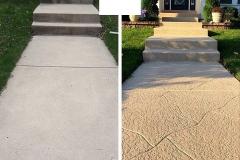 concrete walkway repair kansas city