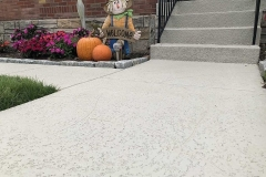 spray textured finish walkway kansas city