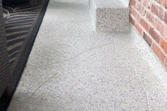 troweled concrete finish kansas city