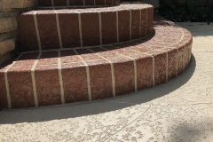 concrete patio designs kansas city