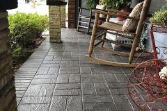 concrete patio ideas kansas city