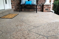 cost of concrete patio kansas city