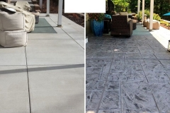 stamped concrete patio installation kansas city