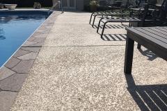 acrylic pool deck kansas city