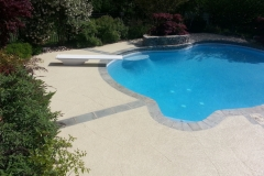 pool deck custom scoreline kansas city