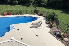spray finished pool deck kansas city