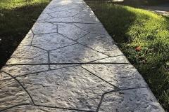 walkway stamped overlays kansas city