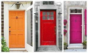 Paint the Front Door a New Color