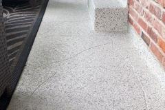 troweled concrete finish kansas city