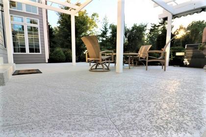 concrete patio kansas city