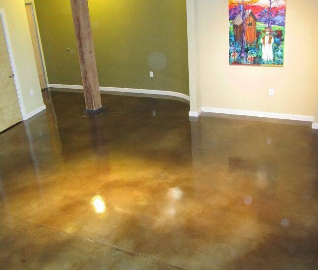 polished interior floor kansas city