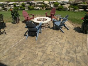 decorative concrete stamping kansas